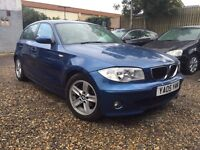 BMW 1 SERIES AUTOMATIC , 2 FEMALE OWNERS, LOW MILEAGE, AUDI A3, Vauxhall Astra , Ford Focus