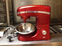 Mixer for baking.