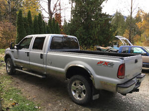 2007 Ford F-350 Chrome Pickup Truck