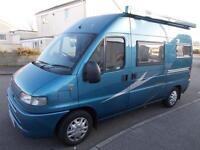 IH Campers Savannah Gold Top Quality UK Built 2 Berth Motorhome