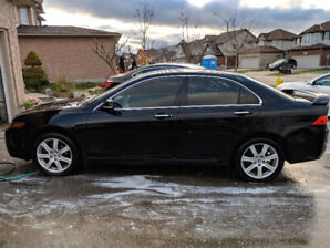 2004 Acura TSX, Manual, 2nd Owner, Lots of Maintenance Done