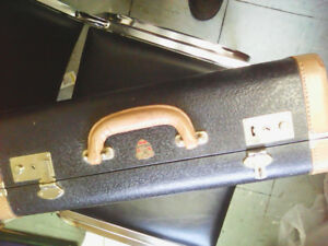 Vintage Luggage Case travel 1960s