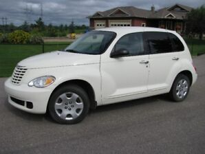 REDUCED 2008 PT CRUISER Only 77000 KM
