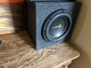 kaption sub and amp