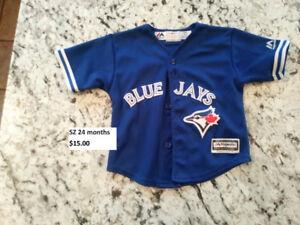 Toronto Blue Jays sz 24 months Jersey