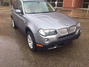 2008 BMW X3 XI all wheel drive loaded!!