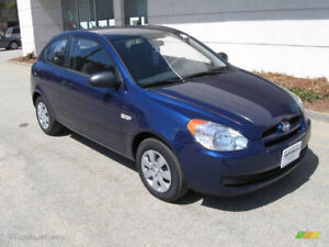 Hyundai accent pieces
