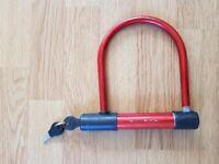 Bicycle D lock