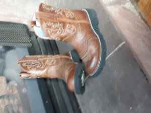 Ariat work boots for sale