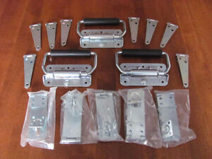 BRAND NEW ---HINGES / HANDLES / HINGES