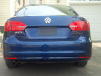 REDUCED!! 2011 Gas Volkswagen Jetta - AC, Automatic- New Tires