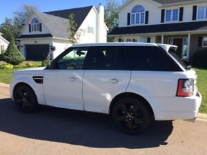 2012 Land Rover Range Rover Sport HSE V8 YOUR DREAM SUV REALITY