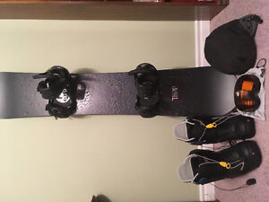 Just reduced! Excellent condition full Burton setup!!