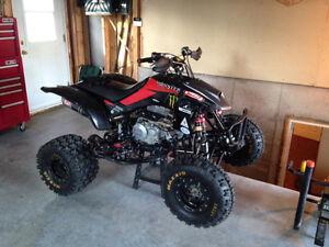 Honda Trx Race Ready