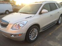 2009 Buick Enclave cxl.  Priced to sell