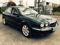 2003 JAGUAR X TYPE AUTOMATIC 4x4