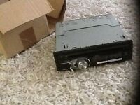 JVC car radio/cd player