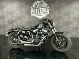 Harley Davidson XL1200X Forty Eight Sportster 2018 **1100 miles**