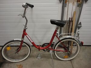 WANTED - FOLDING BICYCLE
