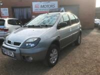 2003(53) Renault Scenic RX4 1.9 dCi Fidji Grey 5dr MPV, **ANY PX WELCOME**