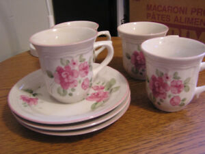 Gibson Cups & Saucers