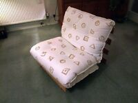 Futon for Sale, single bed
