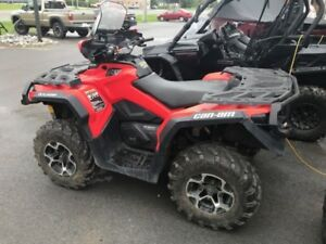 2013 Can-Am Outlander 650xt