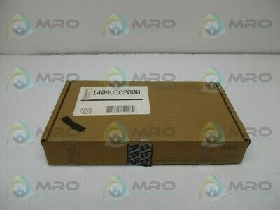 Schneider Electric 140avo02000 Analog Output Module New In Box
