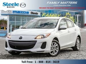 2013 Mazda Mazda3 GS (Heated Seats)