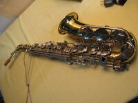 Conn Saxophone Model 20M No Case