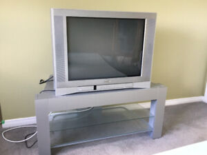 "32"" Toshiba TV with stand"