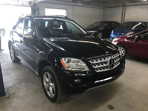 2009 Mercedes ML 320 BlueTEC DIESEL-FINANCE 1er-2e & 3e CHANCE