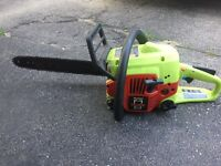 35cc Poulan Chainsaw