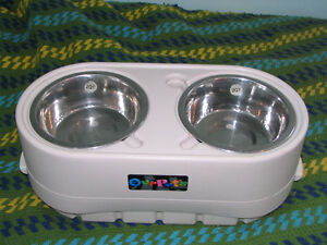 ourpets store n feed adjustable feeder