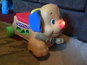 Fisher Price Ride and Stride