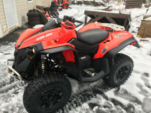 2017 CAN AM 850 RENEGADE ( WE FINANCE ) 60.00