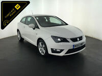 2013 63 SEAT IBIZA FR CR TDI 1 OWNER SERVICE HISTORY FINANCE PX WELCOME
