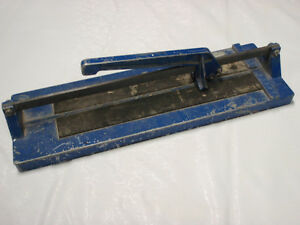 COUPE-TUILES / TILE CUTTER