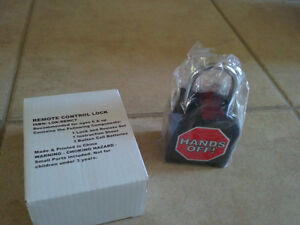 Brand new in box Remote Control lock toy London Ontario image 3
