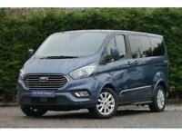 Ford wheelchair accessible Tourneo Titanium Independence RE