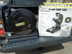 "NEW- PERFORMAX 14"" CHOP SAW"