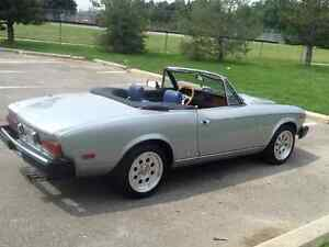 For sale 1980 Fiat 124 Spider 2000