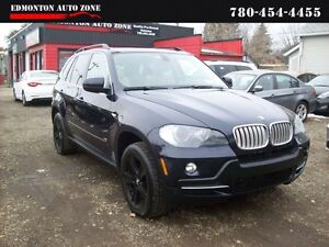 2007 BMW X5 4.8i/AWD/ROOF/7PASS/DVD/NAVI