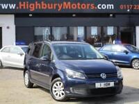 2010 Volkswagen Touran 1.6 TDI BlueMotion Tech S 5dr
