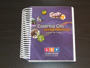 Essential Oils Pocket Reference Book - 6th Edition