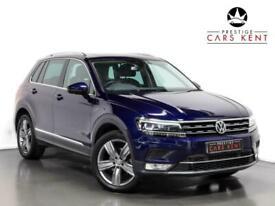 image for 2017 Volkswagen Tiguan 2.0 TDi 150 4Motion SEL 5dr DSG Auto Estate Diesel Automa