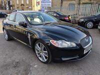Jaguar XF 3.0TD V6 auto Y S Portfolio 4 DOOR - 2010 10-REG - 9 MONTHS MOT