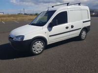 2010 Vauxhall Combo 1.3CDTi 16v 2000 Low miles NO VAT