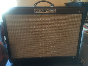 Amplifier-fender hot rod deluxe