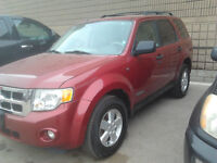 2008 Ford Escape SUV, Crossover XLT AWD Safety & E-Tested